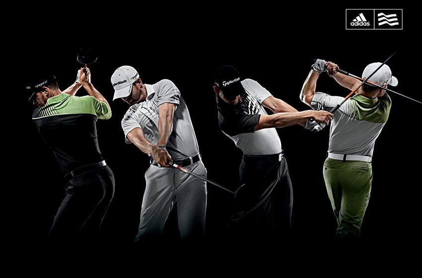 Bannière Adidas Golf - Vêtements et équipements