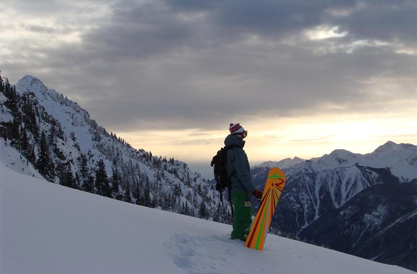 image k2 snowboard - planche à neige