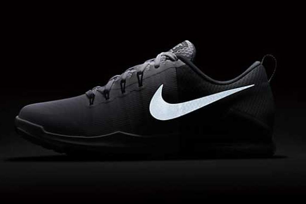 Bannière soulier Nike