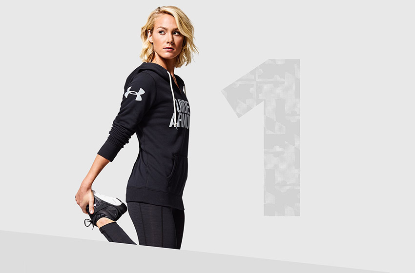 Bannière Under Armour 1 - Vêtements sport