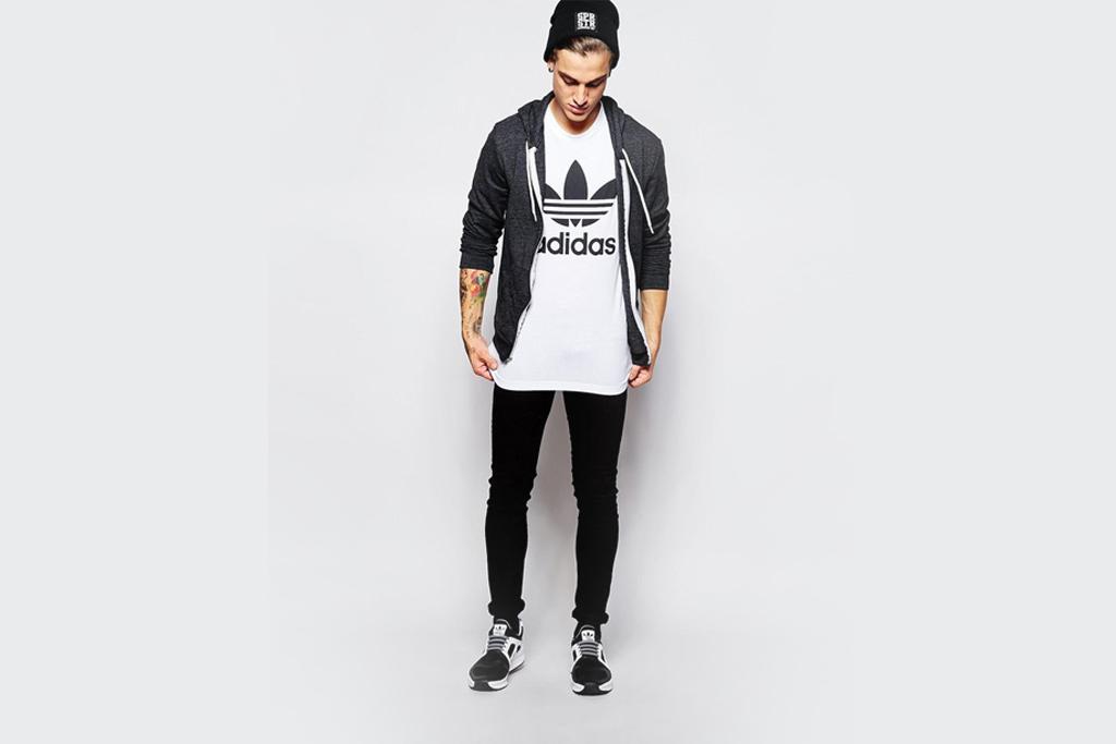 Vêtements sports hommes et femmes adidas