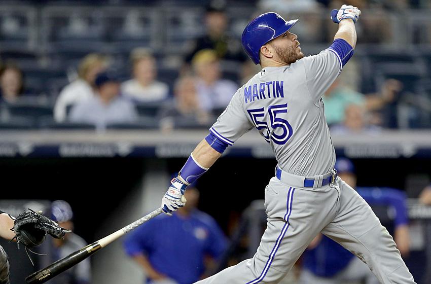 Bannière Russel Martin Baseball 2