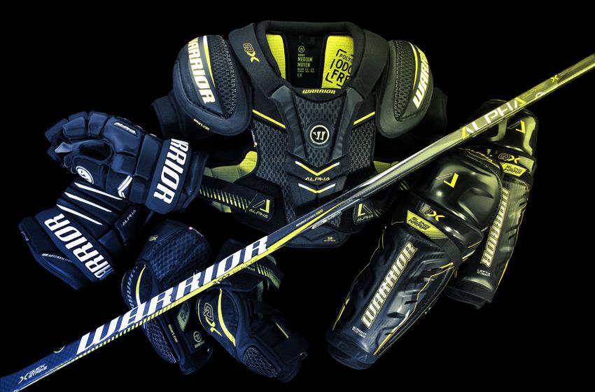 Équipement de hockey - complet