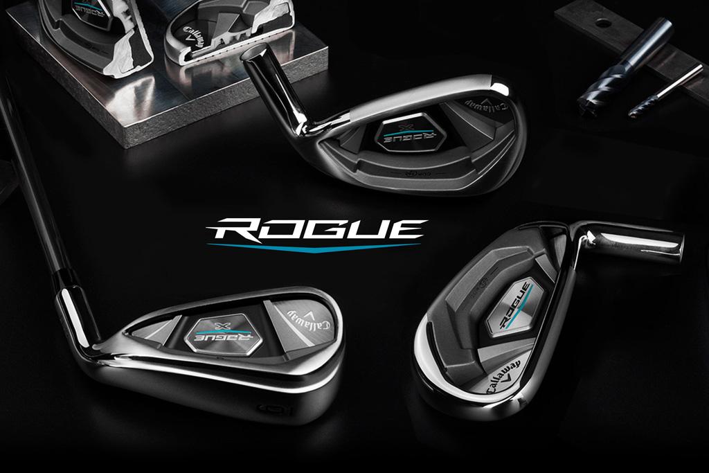 Équipement golf - Callaway Rogue fer
