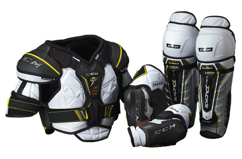 Équipement de hockey - CCM TACKS