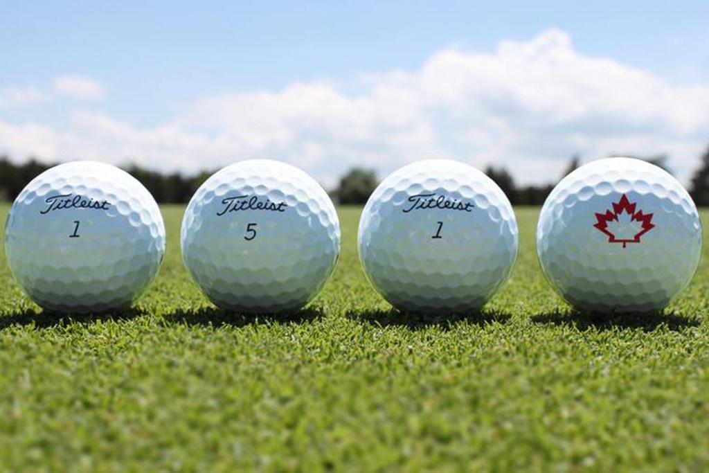 Équipement golf - Balles Titleist