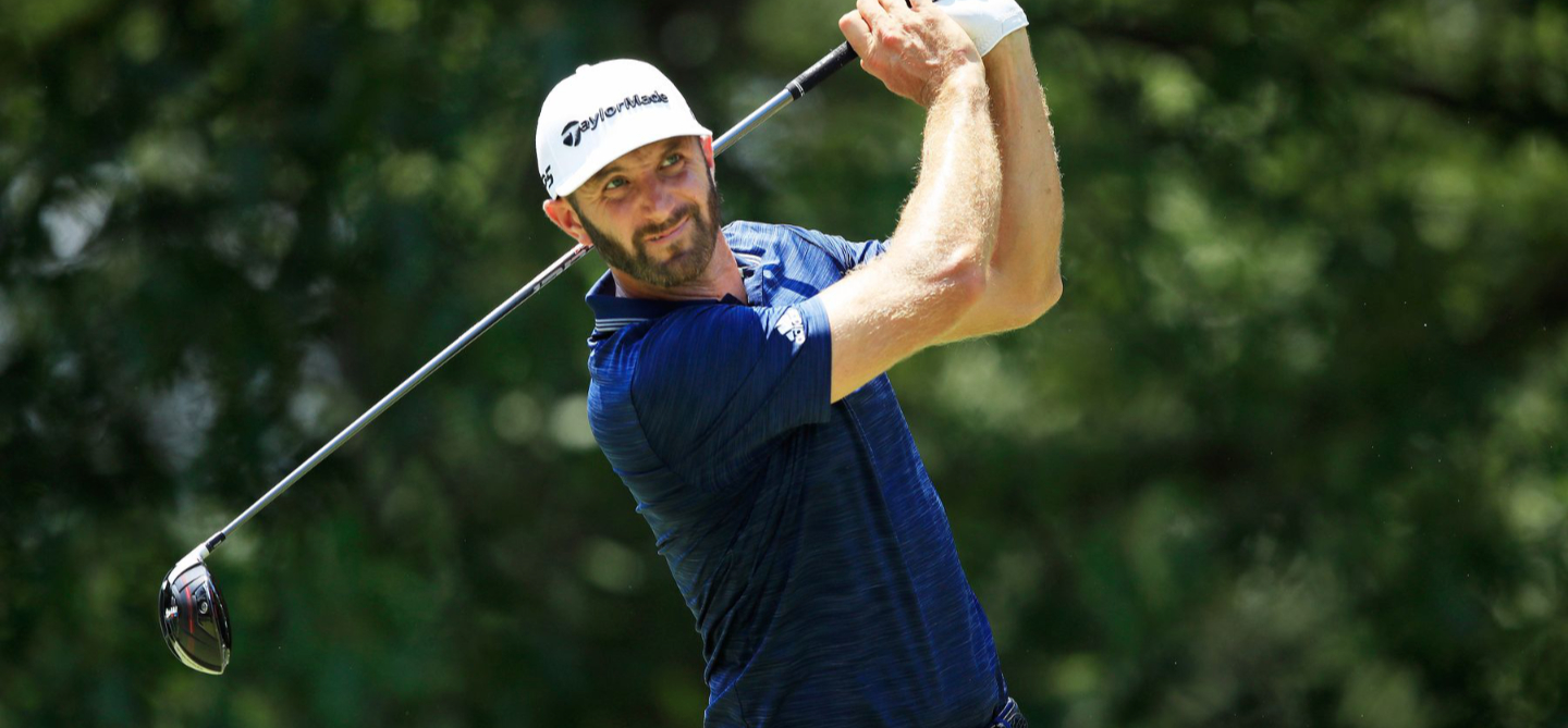 dustin johnson m6 driver
