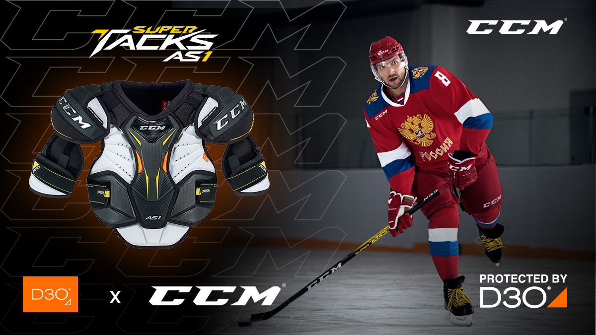 CCM Super Tacks AS1 protection